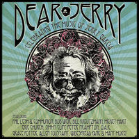 Jerry Garcia - Dear Jerry: Celebrating The Music Of Jerry Garcia [DVD]
