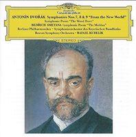 Rafael Kubelik - Dvorak: Symphonies Nos. 7 8 & 9