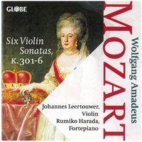 W.A. Mozart - Six Violin Sonatas K 301-6