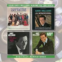 Andy Williams - The Wonderful World Of, Call Me Irresponsible, My Fair Lady & Almost There
