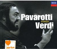Luciano Pavarotti - Pavarotti Sings Verdi [Reissue]