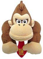 "- Little Buddy Super Mario Bros. Donkey Kong 10"" Plush"
