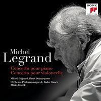 Michel Legrand - Concerto Pour Piano Concerto Pour Violo