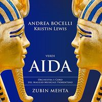 Andrea Bocelli - Aida