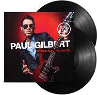 Paul Gilbert - Behold Electric Guitar [LP]