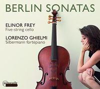 Elinor Frey - Berlin Sonatas - Five-String Cello & Silbermann
