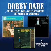 Bobby Bare - Travelin Bare / Constant Sorrow / Streets Of (Uk)