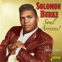 Solomon Burke - Soul Arrives! 1955-61 [Import]