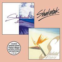 Shakatak - Fiesta + Utopia