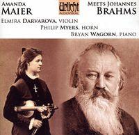Elmira Darvarova - Amanda Maier Meets Johannes Brahms