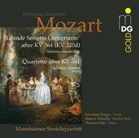 W.A. Mozart - Transcriptions / Grande Sestetto Concertante