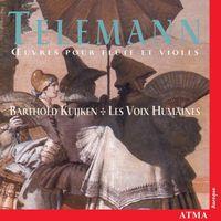 BARTHOLD KUIJKEN - Works for Flute & Viols