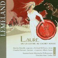 Richard Williams - Laure Ou La Lettre Au Cachet Rouge