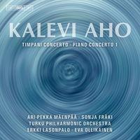 Turku Philharmonic Orchestra - Timpani & Piano Concerto 1