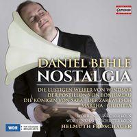 Daniel Behle - Nostalgia