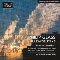 Nicolas Horvath - Glass: Piano Works Vol 5