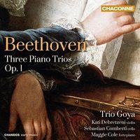 Beethoven - Three Piano Trios 1 (2pk)