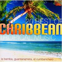 Pablo C rcamo - 20 Best Of Caribbean Tropical