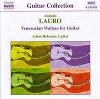 Adam Holzman - Venezuelan Waltzes for Guitar