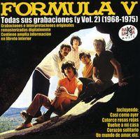 Formula V - Todas Sus Grabaciones Vol 2 (1968-1975)