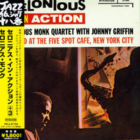 Thelonious Monk - Thelonious In Action (Jpn) (Jmlp)