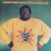 Richard Holmes Groove - 6 Million Dollar Man [Remastered] (Jpn)