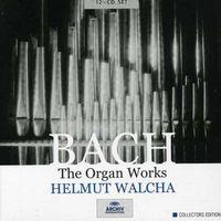 Helmut Walcha - Organ Works