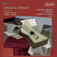 Anders Miolin - Danza Danza