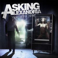 Asking Alexandria - From Death To Destiny [Transparent Red 2LP]