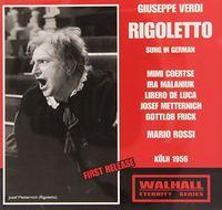 Xl Middleton - Verdi: Rigoletto (Sung In German) (1956)