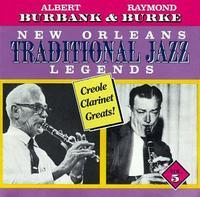 Burbank/Burke - Vol. 5-Traditional Jazz Legend
