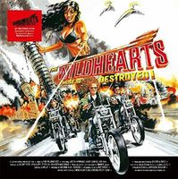 Wildhearts - Wildhearts Must Be Destroyed [Colored Vinyl] (Uk)