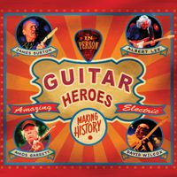 James Burton, Albert Lee, Amos Garrett & David Wilcox - Guitar Heroes [Vinyl]