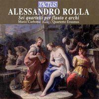 A. ROLLA - Flute Quartets