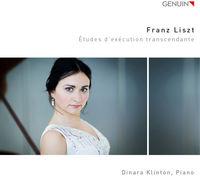 Liszt / Dinara Klinton - Liszt: Etudes D'execution Transcendante