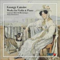 Laurent Albrecht Breuninger - Works For Violin & Piano