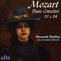 Howard Shelley - Piano Concertos 21 & 24