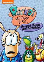 Rocko's Modern Life [TV Series] - Rocko's Modern Life: The Good, The Bad And The Wallaby