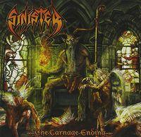Sinister - Carnage Ending (Arg)