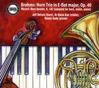 J. BRAHMS - Horn Trio Op 40