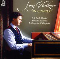 Jory Vinikour - In Concert