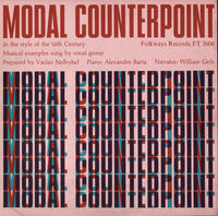 William Geib - Modal Counterpoint In The Style Of The 16th
