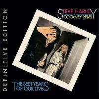Steve Harley & Cockney Rebel - Best Years Of Our Lives (Definitive Edition) (Uk)