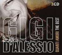 Gigi Dalessio - Quanti Amori: Best (Ita)