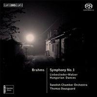 K Riisager - Sym 1 in C Min Op 68 / Liebeslieder-Walzer Op 52