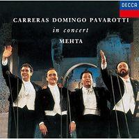 Luciano Pavarotti - Carreras Domingo Pavarotti In Concert (Shm) (Jpn)