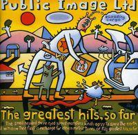 Public Image Ltd. - Greatest Hits So Far (2012 Remasters) [Import]