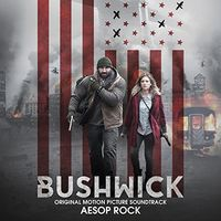Aesop Rock - Bushwick (Original Soundtrack) [Blue LP]