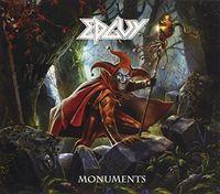Edguy - Monuments (W/Dvd) (Jpn)