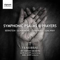 TENEBRAE - Symphonic Psalms & Prayers